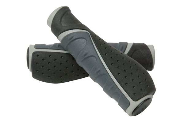 Raleigh Comfort Grip 3D Grey/Black