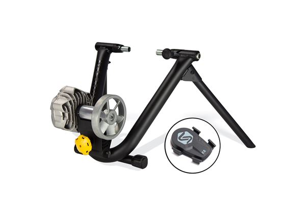 SARIS Fluid 2 Turbo Trainer with Smart Kit