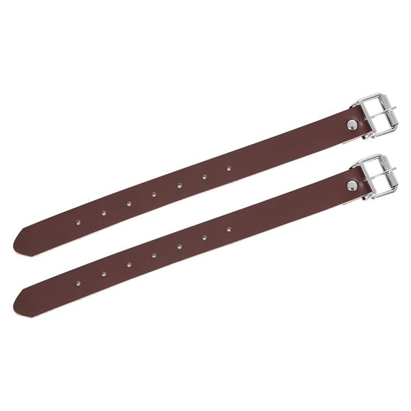 "9"" Leather Basket Straps (Pair)"