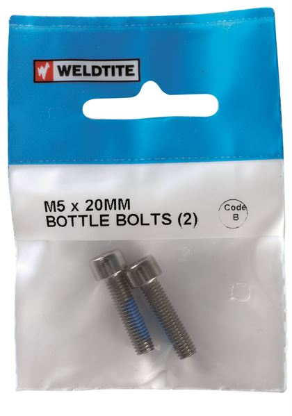 08020 Bolts M5 x 20MM