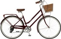 Dawes Duchess Deluxe Dark Red