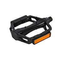 Oxford Alloy Eco Platform Pedals 9/16'' Black
