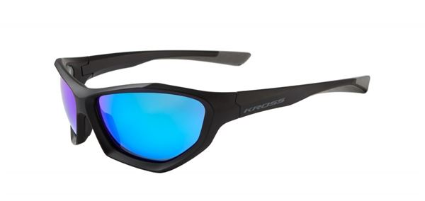 Kross Pure RIde Glasses Black & Violet