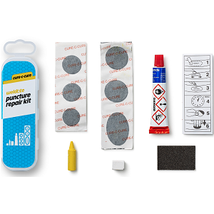 Weldtite Cure-C-Cure Puncher Repair Kit